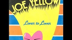 Joe Yellow - Lover To Lover (For Sale) (HD) 1983 Italo Disco