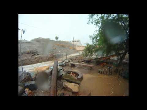 LAKE HAVASU FLOODING 7-13-2012
