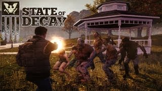 State of Decay - Présentation - Gameplay FR HD PC