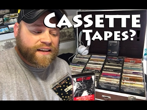 Rainy Update & Why I Collect Cassette Tapes