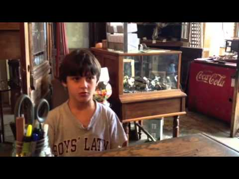 A Boys Gift - Southern Accents Architectural Antiques