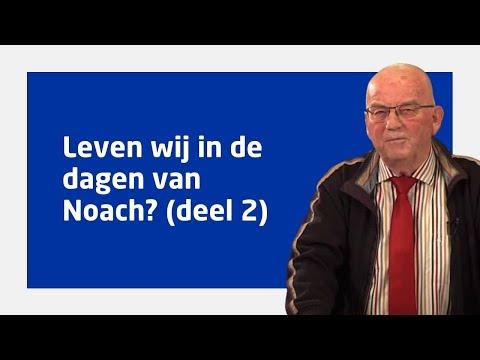 Ds. Dick Langhenkel Over 'Leven Wij In De Dagen Van Noach?' (deel 2)