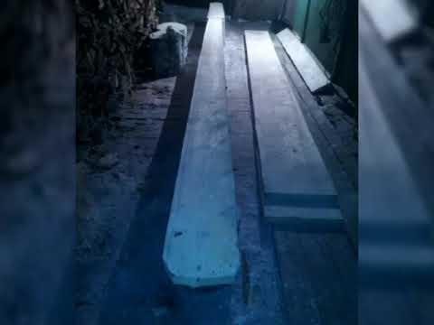 Деревянная лодка 8м