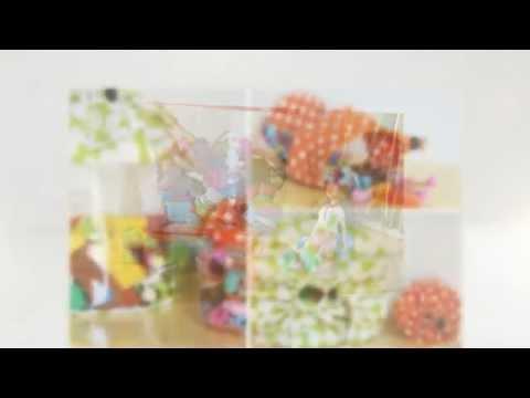 Видеозапись Где хранить игрушки? Сделайте своими руками прозрачный мешок.