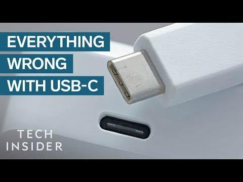 Everything Wrong With USB-C Cables
