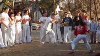 Capoeira Regional Porto da Barra Córdoba Argentina