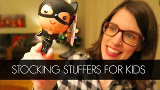 What's In My Kids Stockings   Stocking Stuffers for Christmas 2016