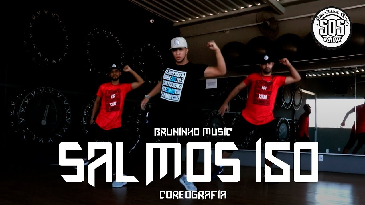 Bruninho Music - Salmos 150 | SQS Dance (Coreografia Gospel Funk)
