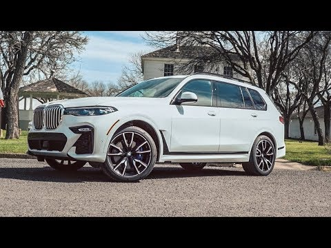 Для кого сделан новый BMW X7 ??