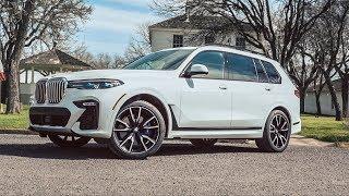 Тест-драйв нового BMW X7 2019