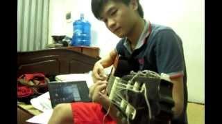 Mưa rơi cuối tuần- Guitar (Acoustic)