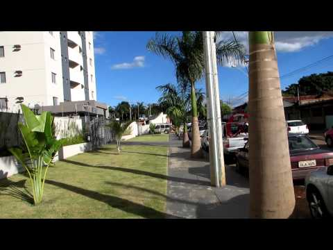 A Walk With My Daughter-In-Law Djenane Through Goiania, Brasil