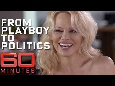 From Playboy To Politics - Inside The Extraordinary Life Of Pamela Anderson | 60 Minutes Australia