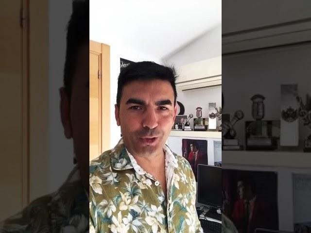 Javier Ginés te invita a los Premios Nuestros Findes 2018 el 24 de Noviembre