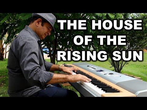 The House of the Rising Sun Piano Cover A Casa do Sol Nascente Piano - Júlio Hatchwell