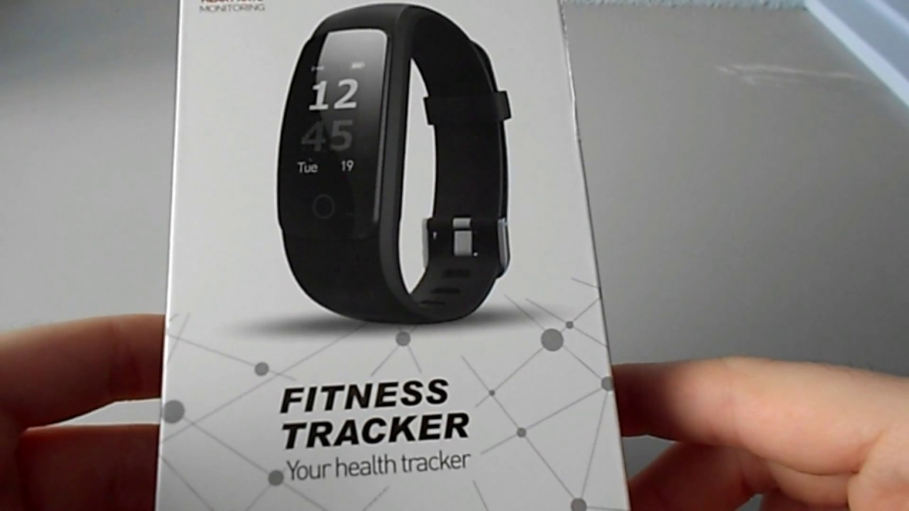 4edf2b032e71 Smart Bracelet ID115HR Plus | Pulsera Inteligente Fitness VeryFitPro |  Review Unboxing en Español