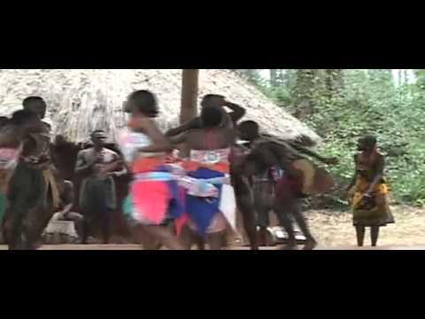 African Safari_ Nairobi, Kenya Culture Masai.flv