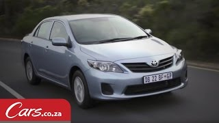 Toyota Corolla Quest (2014) Video Review