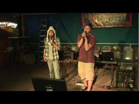 Cleveland County Fair Karaoke Highlights - September 29, 2012