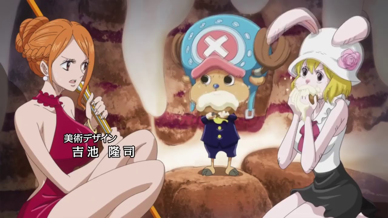 ONE PIECE OPENING 20 ~ VERSION 4 HD - YouTube