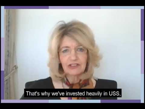 UUK President, Professor Julia Buckingham, talks about the USS 2020 valuation