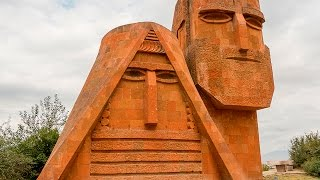 A trip to Nagorno Karabakh! Another Country that doesn