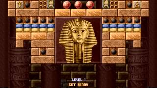 Brick of Egypt Game Over