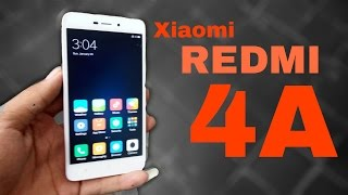 Xiaomi Redmi 4A Indonesia  -  Unboxing & Review