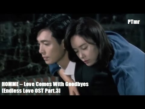 [MV] Love Comes With Goodbyes (ENG+Rom+Hangul SUB.) HOMME   [Endless Love OST Part.3]
