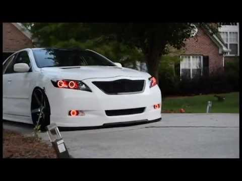 Toyota Camry Stanced