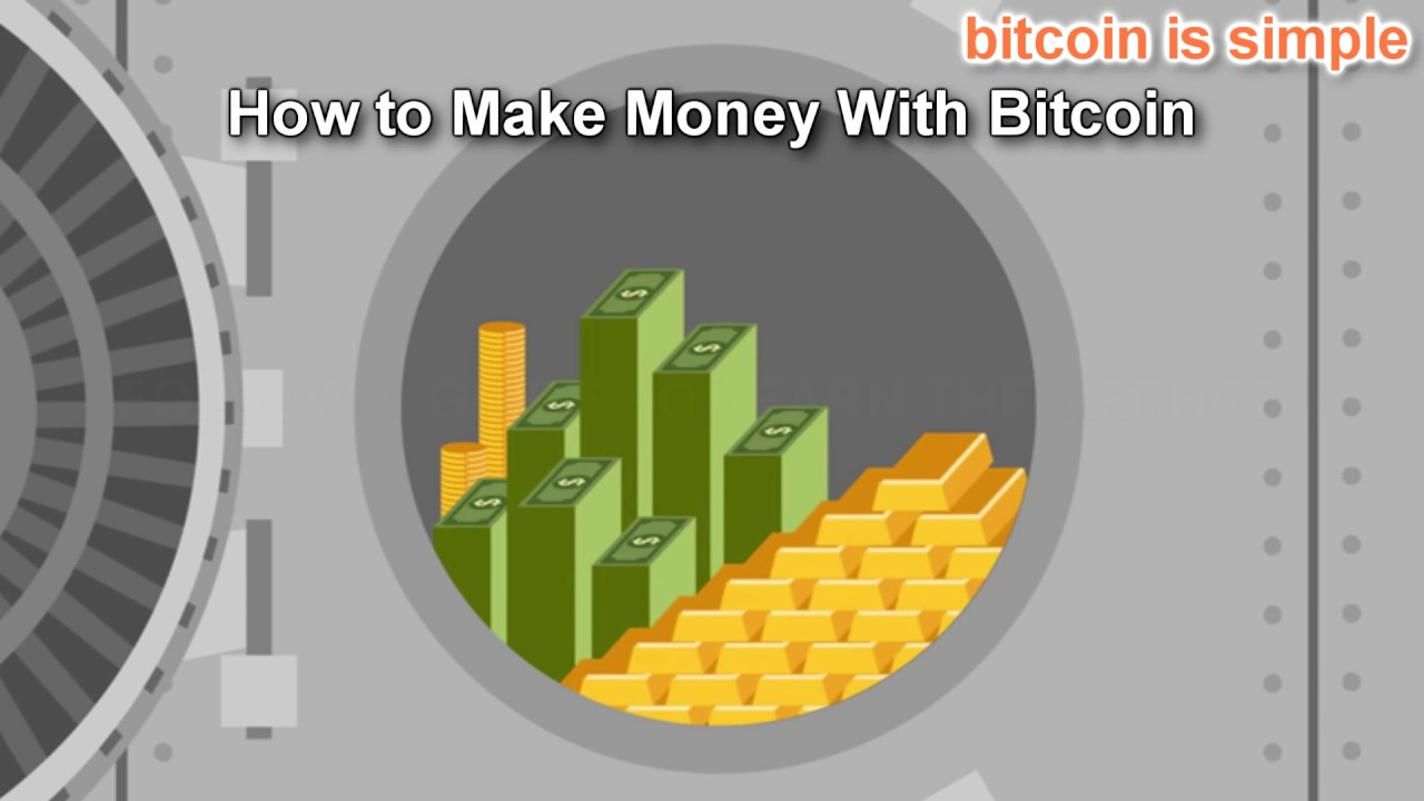 How To Make Money With Bitcoin In 2017 Best Method -