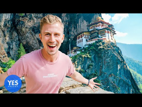 Traveling to the Happiest Country in the World!!