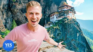 Traveling to the Happiest Country in the World!! Video
