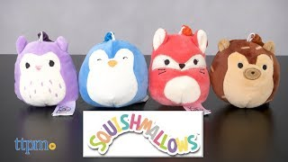 Squishmallow Clip-Ons from Kellytoy