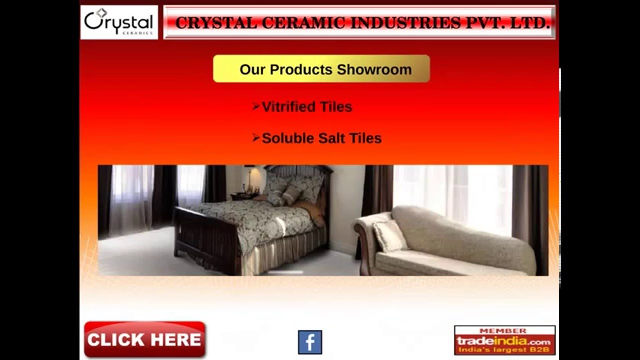 Crystal ceramic industries pvt ltd gujarat india youtube crystal ceramic industries pvt ltd gujarat india dailygadgetfo Gallery