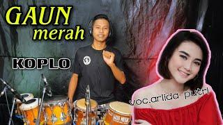 Download lagu GAUN MERAH / SONIA - versi KOPLO (cover)