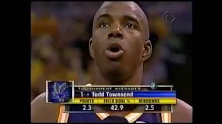 2003 Final Four:  Marquette vs Kansas