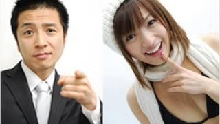 銀シャリ橋本のとグラビアアイドル田中涼子のイチャイチャ漫才 http://y...