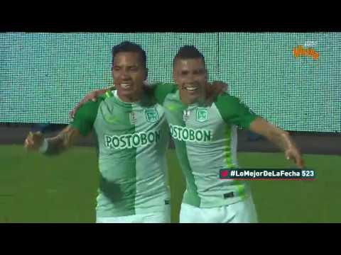 Nacional 2 - 0 Jaguares | Fecha 7 Liga Aguila 2017 I  Win Sports