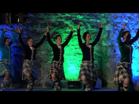 School of Highland Dancing Basel @ Princely Liechtenstein Tattoo 2016