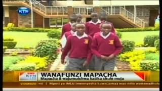 News:Wanafunzi mapacha