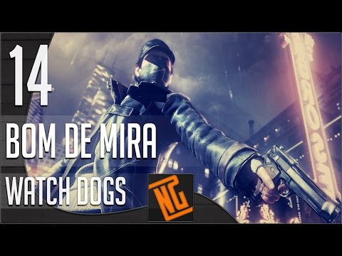 Watch Dogs Detonado Parte 14 - Bom de Mira sqn