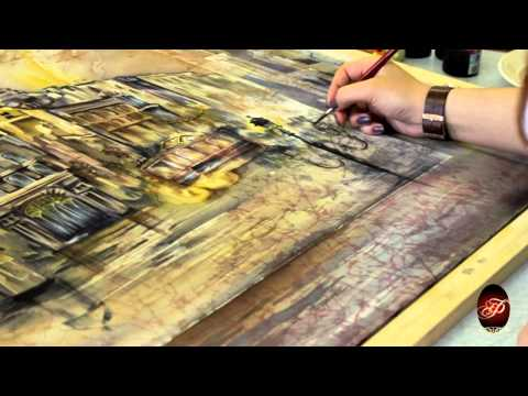 Декоративно-прикладное искусство и народные промыслы
