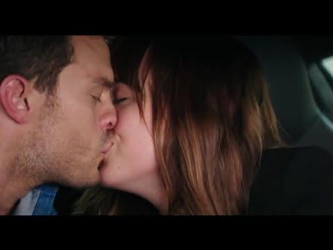 Kissing Scene in The Car FIFTY SHADES FREED Movie