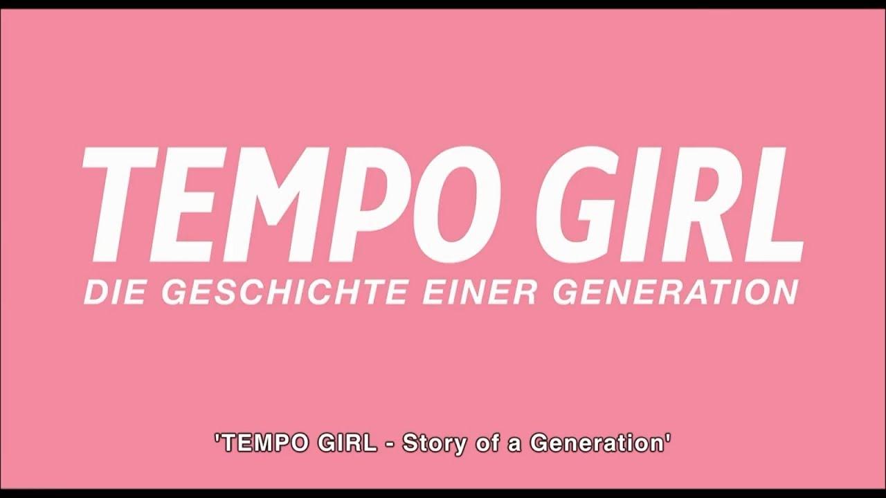 Tempo Girl - 2013 - Official Trailer - English Subtitles