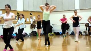 Beginner Ballet College Showcase (Adult Dancers)