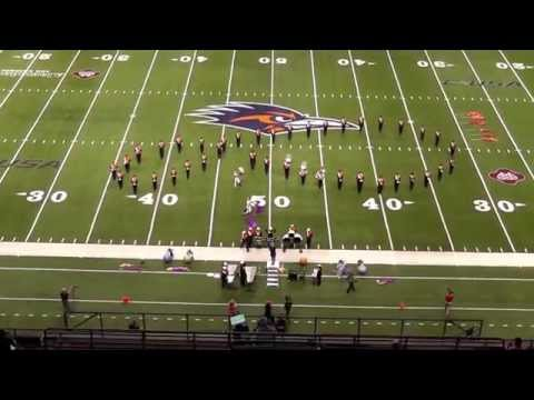 Honey Grove High School 2015 - UIL 2A Texas State Marching Contest