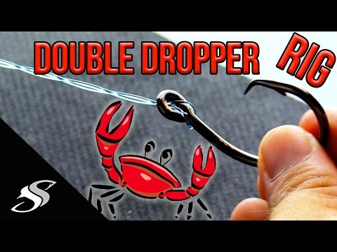 How to tie Dropper Loop Knot for Bottom Fishing