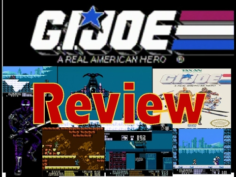 G.I. Joe: A Real American Hero (NES) Review
