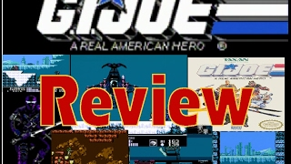 G.I. Joe: A Real American Hero (NES) Review